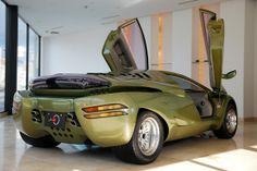 Lamborghini Countach-Based 1994 Art&Tech Sogna Selling for €2.4 Million