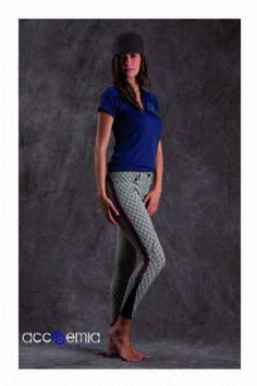 Gorgeous Logo Breeches from Accademia Italia