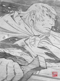 Sword of the Strange Manga Drawing, Manga Art, Anime Manga, Anime Art, Cool Art Drawings, Cool Sketches, Comic Style Art, Comic Art, Illustrations