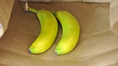 Make Bananas Ripen Faster - wikiHow