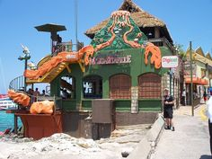 Margaritaville! Montego Bay, Jamaica