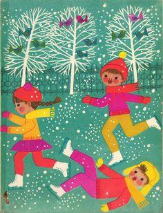 Garage book illustrations: ill. Halina Gutsche