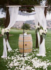 Beautiful #outdoor #wedding