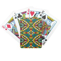 I See Stars #2297 Playing Cards
