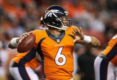 NFL rumors: 5 teams that should trade for Mark Sanchez  ... fumbles, the Broncos are looking to move their veteran signal-caller. Sanchez, 29, was acquired by general manager John Elway from the Philadelphia Eagles for a seventh-round pick in the 2017 NFL Draft. Still, with Trevor Siemian emerging as the ... #nflnewsandrumors http://fansided.com/2016/08/29/nfl-rumors-5-teams-trade-mark-sanchez/