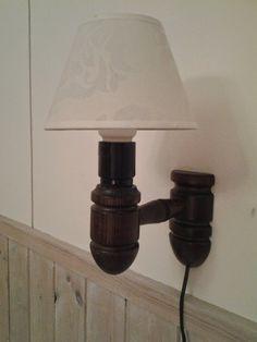 Seinävalaisin - Nyt on makuuhuoneen valaistus kohdillaan!