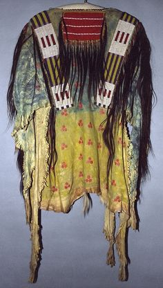 National Museum of the American Indian : Sans Arc Sioux с.1870
