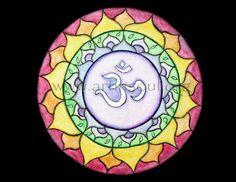 OM Mandala (c) 2015 Trisha Leigh Shufelt