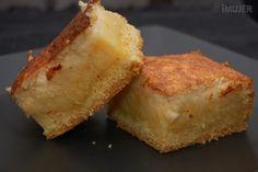 Aprende a hacer una sabrosa torta de coco | Informe21.com  #Food #Comida #Receta