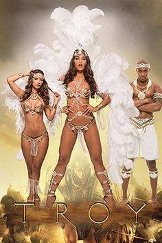 Trinidad Carnival 2015, Fantasy, Blockbuster,  Troy