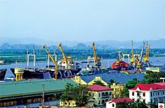 Nhận vận tải chuyển hàng hóa đi ra Hải Phòng giá rẻ