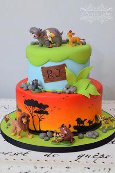 The top 20 Ideas About Lion Guard Birthday Cake - Birthday Party Ideas | Birthday Cake Card and Invitation Ideas #ChocolateRaspberryCake