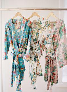 Plum Pretty Sugar robes | Anne Robert Photography