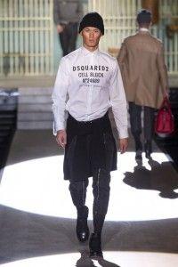 DSquared2 Men's Fall Winter 2014 of Milan Fashion Week