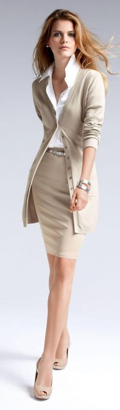 40 Business Women Pencil Skirt Outfits For 20160321 More
