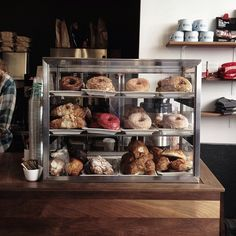 pastry case for just the dry- non refridgerated goods?