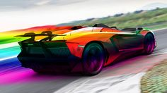 I present THE NYAN-LAMBO I created it using gradient tool, radial blur and motion blur. Here's the tutorial: part 1:http://www.photoshopstar.com/photo-effects/effect-rapid-movement-photoshop/ Part 2: http://www.photoshopstar.com/photo-effects/effect-movement-photoshop/