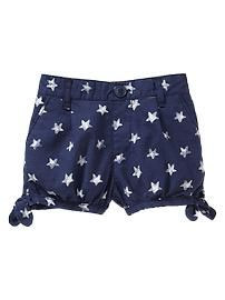Star bubble shorts