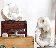 Roost Crystal Geode Halves