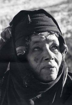 "Amazigh woman from the Aures ""Ichawiyen"", Circa 1968"