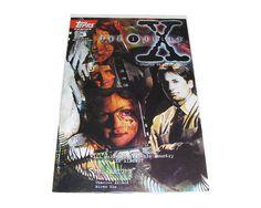 THE X-FILES Comic Book Issue 3 VF 1995 David Duchovny Gillian