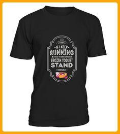Keep Running Got to Come Across Frozen - Jogger shirts (*Partner-Link)