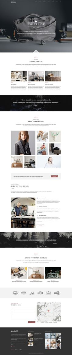 Multi-concept WordPress theme wih 16+ demo content sets. Comes with a Vidual Composer and Revolution Slider copy, WooCommerce support and is fully responsive.