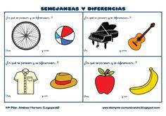semejanzas-y-diferencias-11649240 by pilar_jhornero via Slideshare