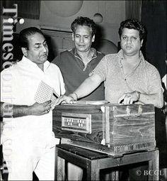 Mohammed Rafi, Jaikishan, Hasrat, Jaipuri