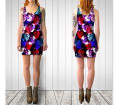 "Bodycon dress ""Rose fizz""by Mindgoop"