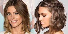 Chop al Lob o choppy hair, questi sono i nomi dei nuovi tagli di #capelli belli e sbarazzini che impazzano per l'inverno 2015.