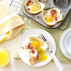 Maple Toast and Eggs Recipe -My home's in the country, right next door to my sister and brother-in-law's. They and their two children all enjoy this dish each time I serve it as a special evening meal—although it can also be made for breakfast or lunch. —Susan Buttel, Plattsburgh, New York