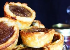 Brown Butter Tarts with Maple - Contest Winner