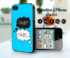 Funny case Okay Okay fits iPhone 4 iPhone by CreativeIphonecases, $15.99 #creativeiphones #okayokay #funnyiphonecase