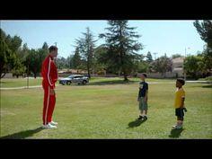2013 Kia Optima Blake Time Travels - 1997 Football.   Such good acting!  LOL