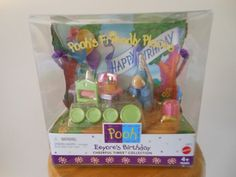 25851 Pooh's Friendly Places, Eeyore's Birthday Cheerful Times Collection