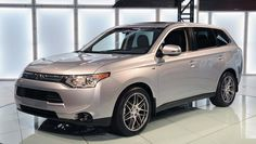 New 2015 Mitsubishi Outlander Sport Front View