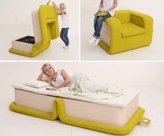 We are keen about space saving transformable furniture as most of us live in towns where the space...