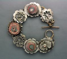 Temi Kucinski - She is my cousin and makes jewelry.