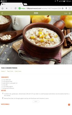 Almond Recipes, Diet Recipes, Healthy Recipes, Healthy Meals, Healthy Food, 28 By Sam Wood, Clean Eating, Healthy Eating, Good Food