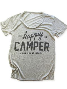 Happy Camper  |  Camp On