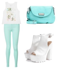 """""""light monday"""" by tania-alves ❤ liked on Polyvore"""