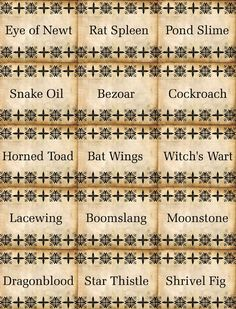 harry-potter-inspired-label.jpg Photo:  This Photo was uploaded by isthisbliss. Find other harry-potter-inspired-label.jpg pictures and photos or upload ...