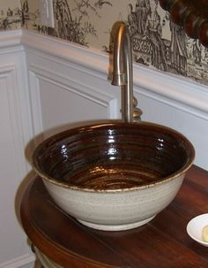 Gorgeous ceramic sinks