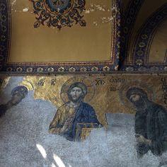 Polis Hagia Sophia, Greek, Painting, Art, Art Background, Painting Art, Kunst, Paintings, Performing Arts
