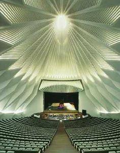 Tenerife Concert Hall, Santa Cruz de Tenerife, Canary Islands, Spain   Santiago Calatrava,