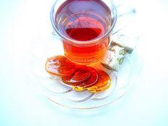 Turmeric and Saffron: Poolaki: Persian Caramelized Hard Sugar Candy