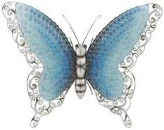 Uma Multi Metal Butterfly
