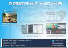 Join the EGlobioTraining's 5th Information Tecnology Innovations Congress.