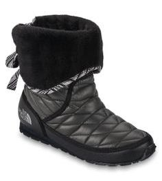 The North Face Women's Thermoball Roll-down Bootie Ii